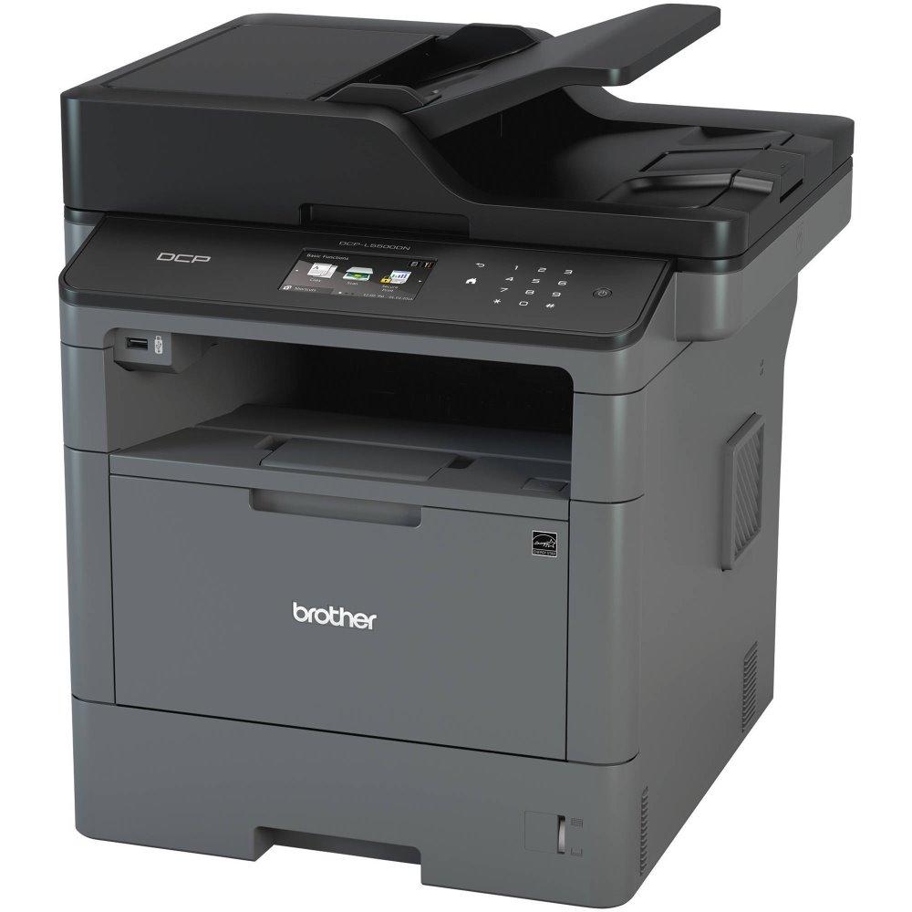 BROTHER laser DCP-L5500DN / A4 / Laser / 1200 x 1200 dpi / černobílá / print / copy / scan / USB / RJ-45