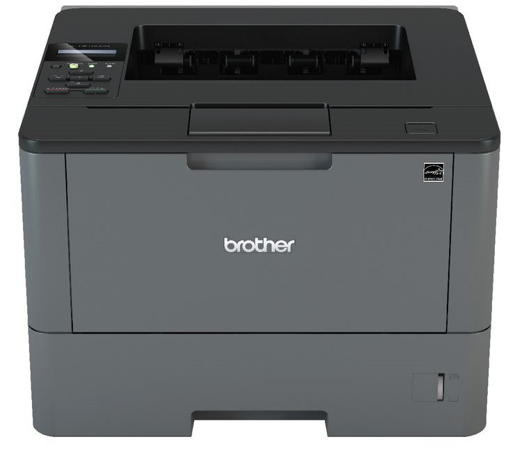 BROTHER laser HL-L5100DN / A4 / Laser / 1200 x 1200 dpi / černobílá / USB / LAN
