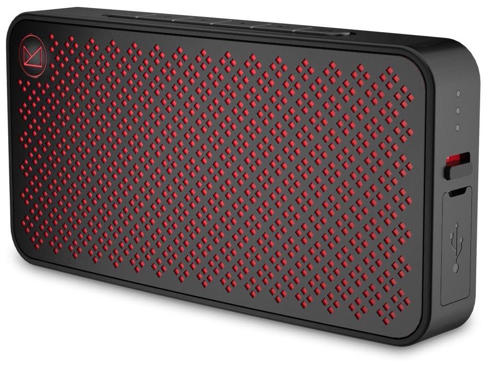Reproduktory Fenda FampD W30 Reproduktory, mono, bezdrátové, 5 W, Bluetooth 4.0, NFC, microSD, černé W30 black