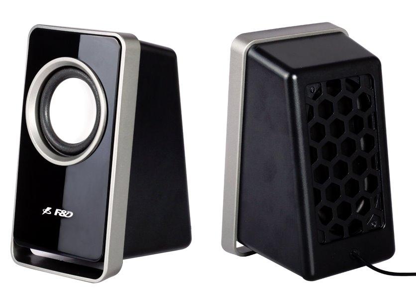 Reproduktory Fenda F&D V520 Reproduktory, 2.0, 4 W, černé