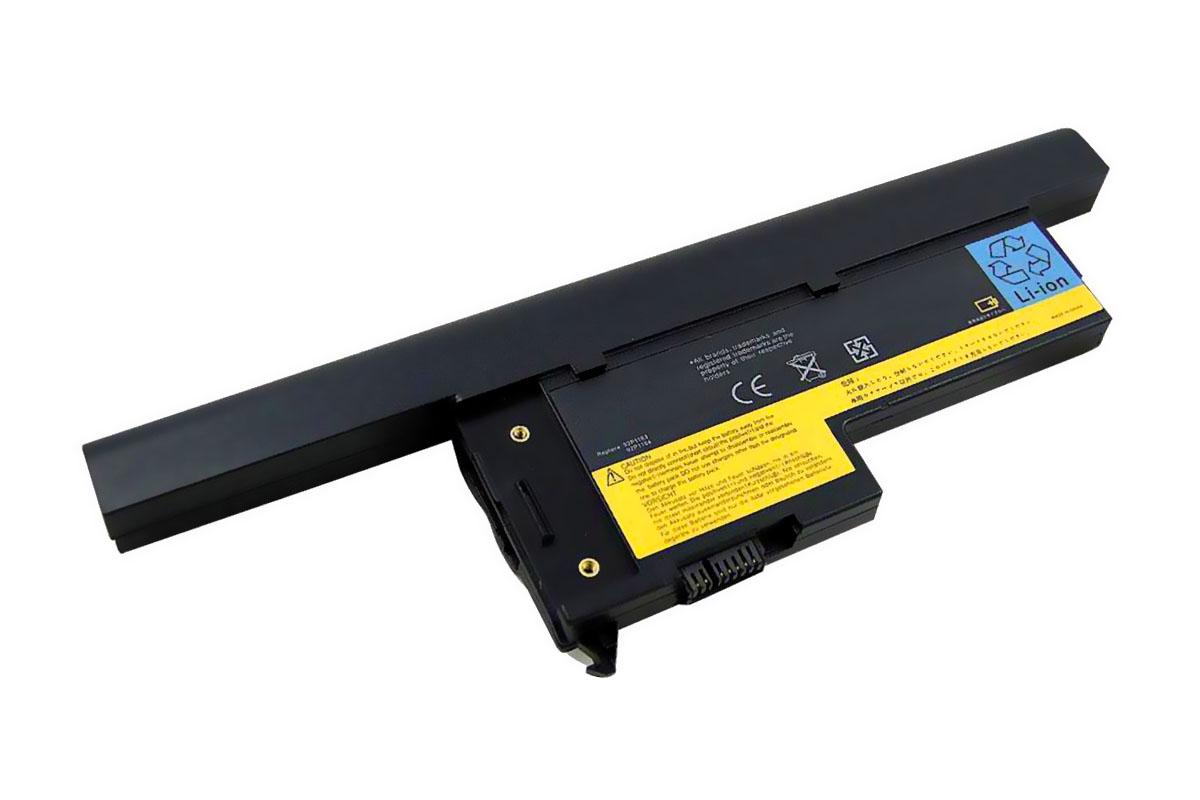 Baterie TRX pro Lenovo IBM ThinkPad 5200 mAh Baterie, 5200 mAh, pro Lenovo Thinkpad X60, X61, X60s TRX-92P1173