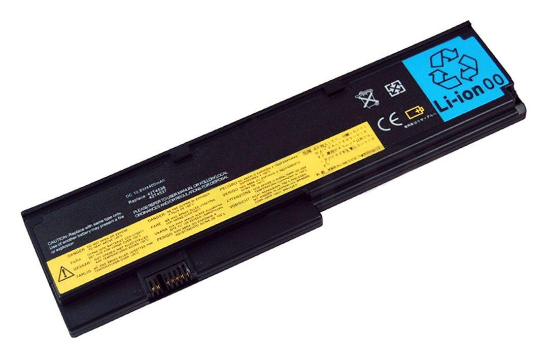 Baterie TRX pro Lenovo IBM ThinkPad 4400 mAh Baterie, pro notebooky Lenovo IBM ThinkPad X200 7454, 7455, 7458, X200s 7465, X200si, X201, X201i, X201s 3323, 4400 mAh TRX-42T4648