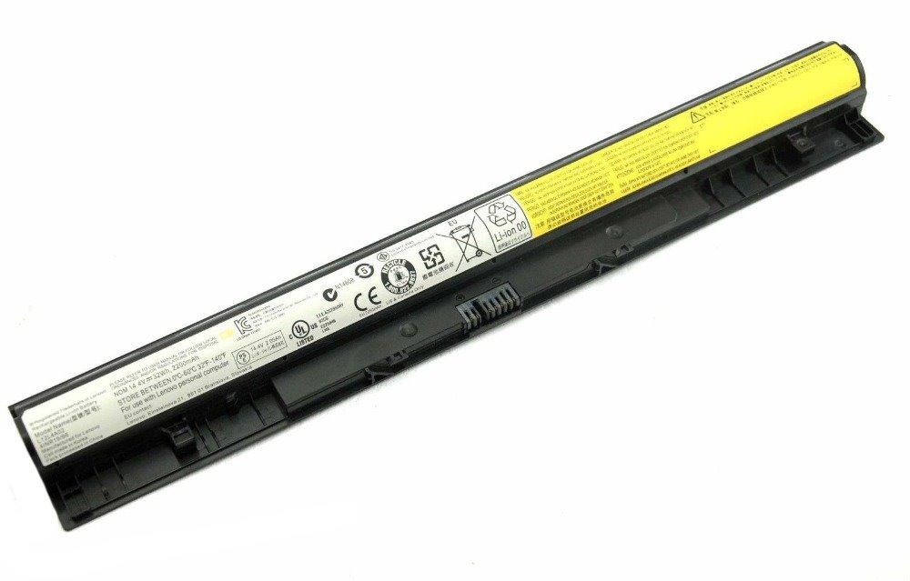 Baterie TRX pro Lenovo IBM Ideapad 2600 mAh Baterie, pro notebooky Lenovo IBM Ideapad G400s Touch, G405s Touch, G410s Touch, G500s Touch, Z710, G505s, 2600 mAh, neoriginální TRX-L12M4E01
