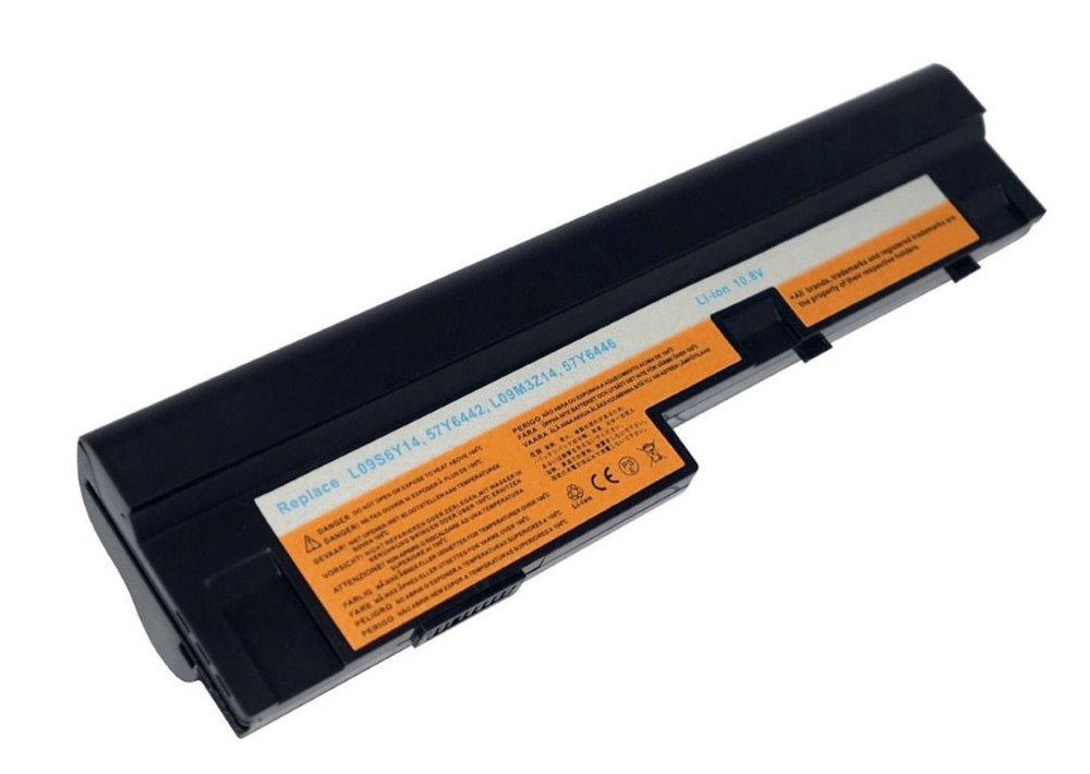 Baterie TRX pro Lenovo IBM IdeaPad 5200 mAh Baterie, 5200 mAh, pro Lenovo IBM IdeaPad S10-3, U160, U165, S205, černá, neoriginální TRX-57Y6446 B