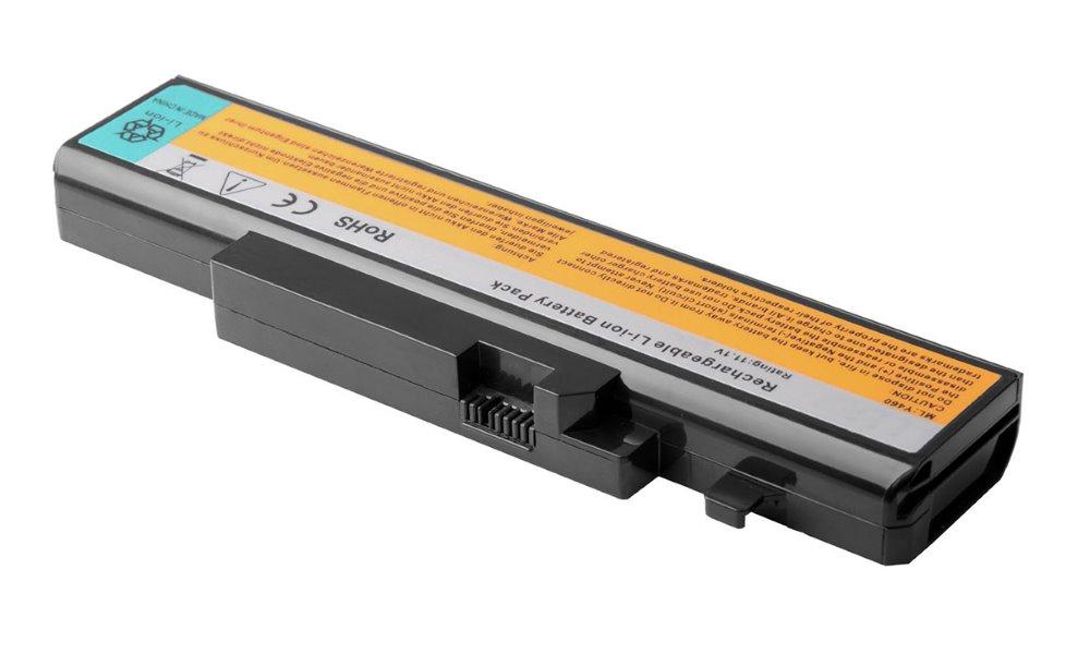 Baterie TRX pro Lenovo IBM IdeaPad 5200 mAh Baterie, 5200 mAh, pro Lenovo IBM IdeaPad Y460, Y560, B560, V560, neoriginální TRX-L10L6Y01