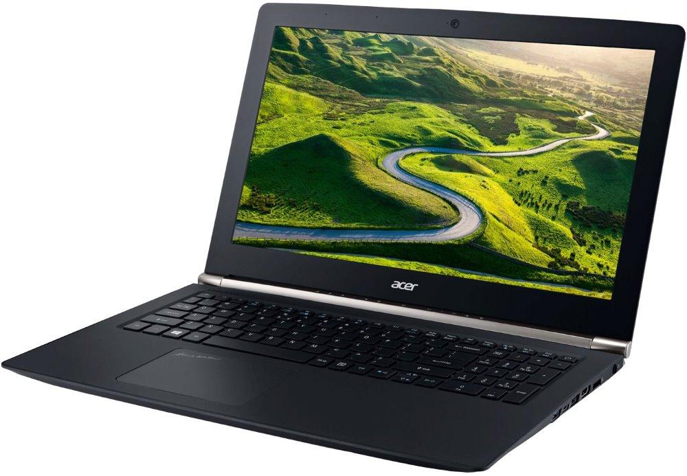 Notebook Acer Aspire V 15 Nitro Notebook, i7-6700HQ, 16 GB, 512 GB SSD, GeForce GTX 960M 4 GB, 15.6 FHD LED IPS matný, Bluetooth, Win 10 Home, černý NH.G7REC.001