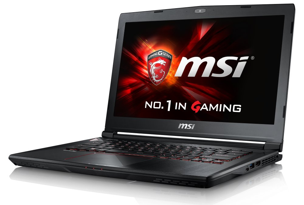 Notebook MSI GS40 6QD-006CZ Phantom Notebook, 14 FHD, i7-6700HQ, 16 GB DDR4, 128SSD M.2 + 1 TB, GTX960M 2 GB, Win10 GS40 6QD-006CZ