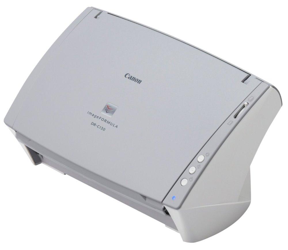 Skener Canon imageFORMULA DR-C130 Skener, stolní, A4, 30 str./min, šedý 6583B003