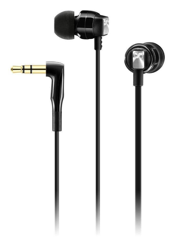 Sluchátka SENNHEISER CX 3.00 Sluchátka, do uší, 3,5 mm jack, citlivost 118 dB/mW, černá 506232