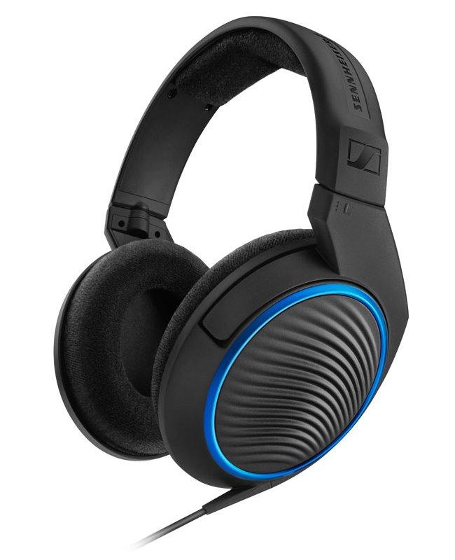 Sluchátka SENNHEISER HD 451 Sluchátka, náhlavní, 3,5 mm jack, citlivost 108 dB/mW, černá 506773