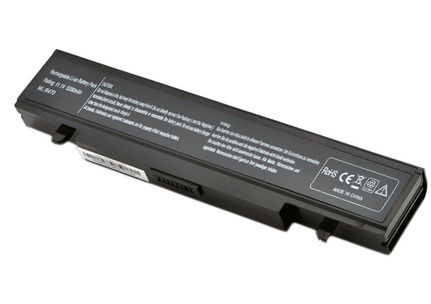 Baterie TRX pro Samsung Q530 5200 mAh Baterie, 5200 mAh, pro notebooky Samsung Q530, Q430, Q230, R590, R540, R440, R420, R425, R430, R465, R470, R480, neoriginální TRX-AA-PB9NS6B