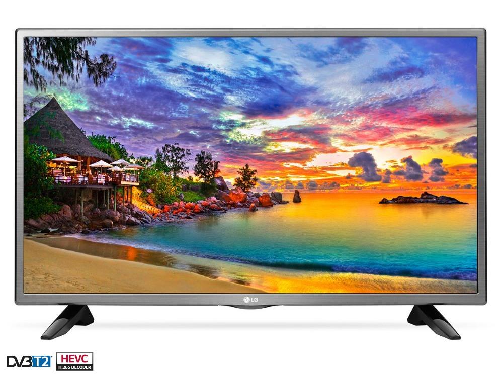 LED televize LG 32LH590U 32 LED televize, smart, 32, 1366 x 768 HD ready, DVB-T2/S2/C, 2 x HDMI, 1 x USB, LAN, Wifi, energetická třída A+ 32LH590U