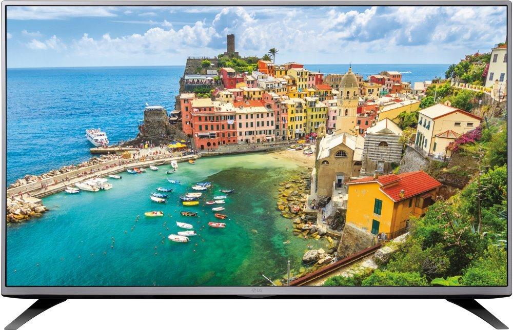 LED televize LG 43LH541V 43 LED televize, 43, FullHD, 1920 x 1080, DVB-T2/S2/C, 2 x HDMI, 1 x USB, SCART, energetická tř. A++ 43LH541V