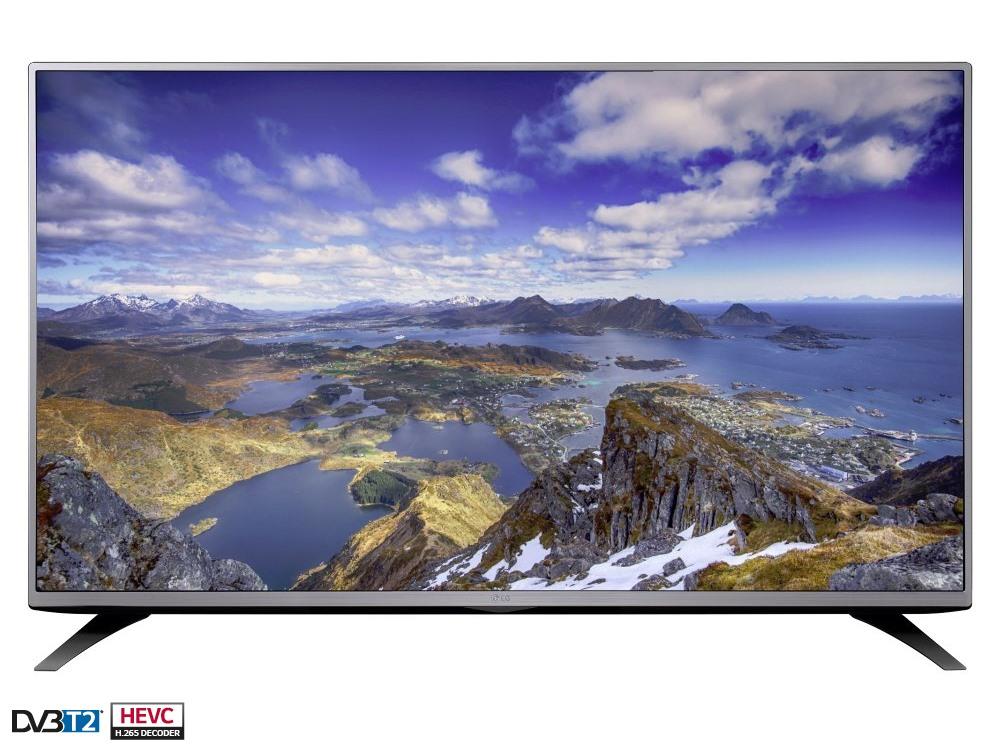 LED televize LG 49LH541V 49 LED televize, 49, Full HD 1920 x 1080, DVB-S2/T2/C, 2 x HDMI, 1 x USB, SCART, energetická tř. A++ 49LH541V