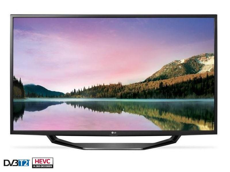LED televize LG 49UH6207 49 LED televize, smart, 49, 4K UltraHD 3840 x 2160, DVB-S2/T2/C, 3 x HDMI, 1 x USB, LAN, Wifi, energetická tř. A+ 49UH6207