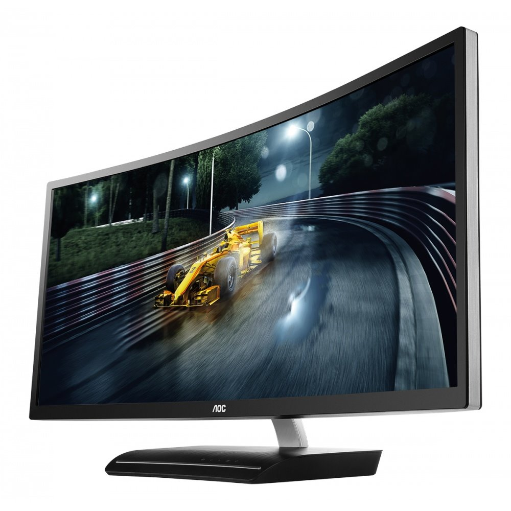 LED monitor AOC C3583FQ/BS 35
