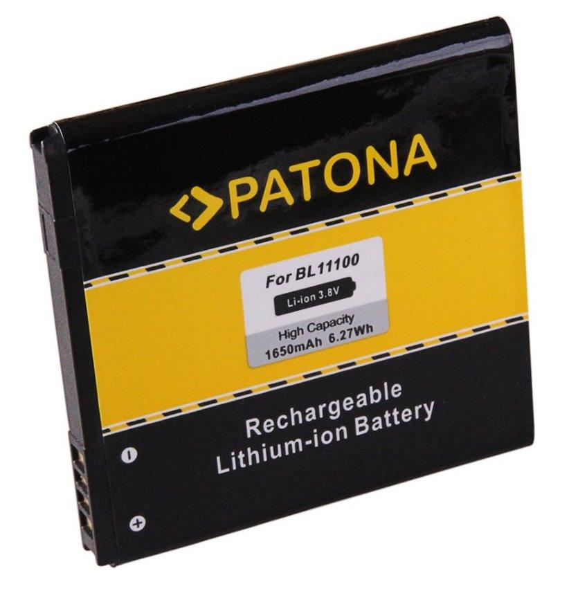 Baterie PATONA pro HTC Desire T327 1650 mAh Baterie, 1650 mAh, pro mobil HTC Desire T327, T328, T329, U, V, VC, VT, X, XC, 3,8 V, Li-Ion, BAS-800 PT3157