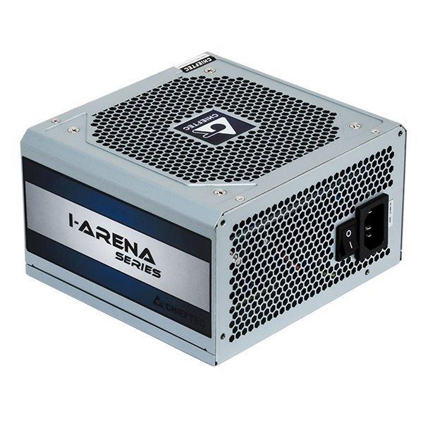 Zdroj CHIEFTEC GPC-450S 450 W Zdroj, iArena series, 450 W, 120 mm fan, akt. PFC, 80PLUS GPC-450S