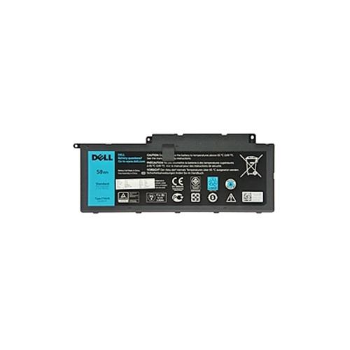 Baterie Dell pro Inspiron 7537 58 Wh Baterie, 58 Wh, 4-článková, Li-iontová, pro Inspiron 7537, 7737 451-BBEO