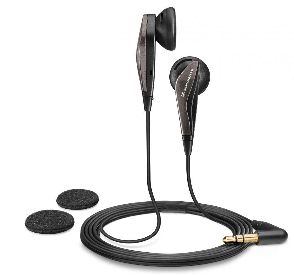 Sluchátka SENNHEISER MX 375 Sluchátka, do uší, 3,5 mm jack, citlivost 122 dB, mW, černá 505406