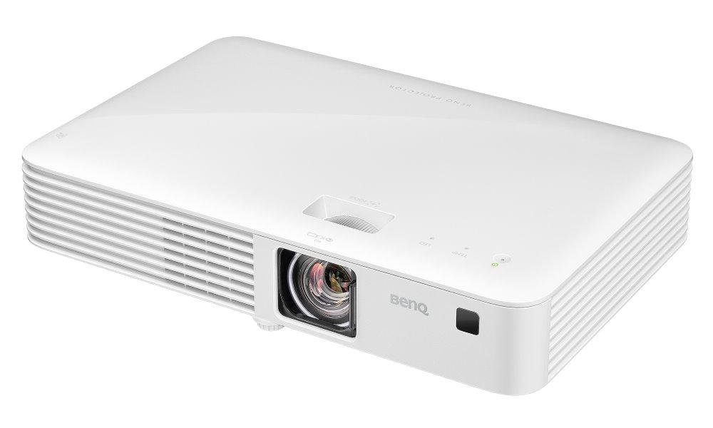 Projektor BenQ CH100 Projektor, mini, LED, Full HD 1080P, DLP, 1000 ANSI, 100.000:1, HDMI, USB 9H.JF177.19E