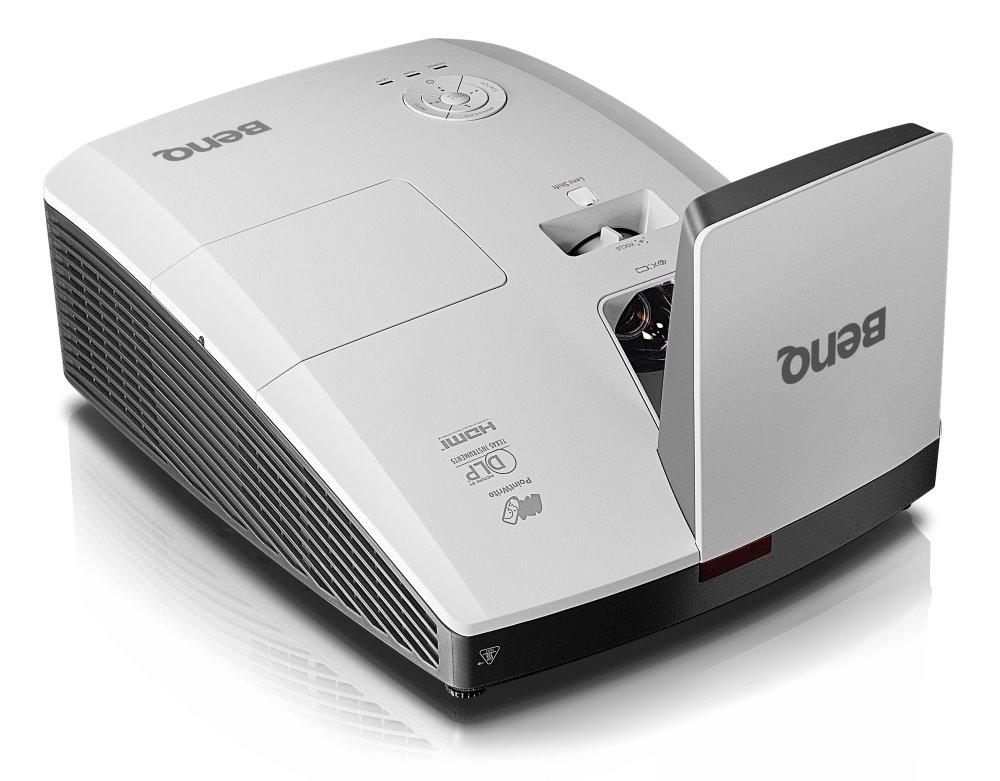 Projektor BENQ MW855UST Projektor, WXGA, DLP, 3500 ANSI, 10000:1, VGA, HDMI, LAN 9H.JC677.24E