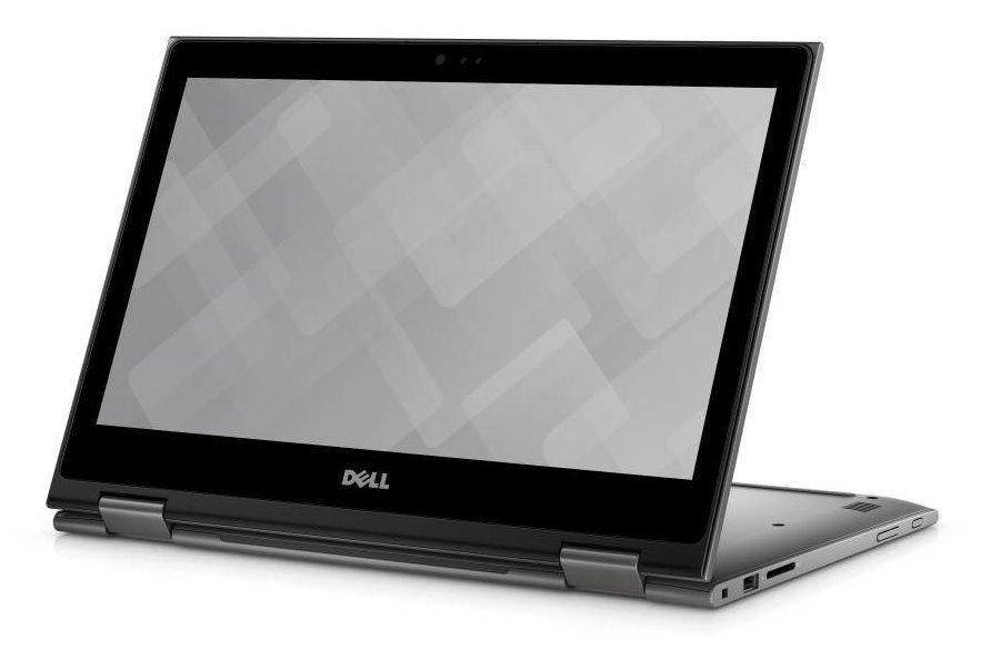 Notebook DELL Inspiron 13z Touch Notebook, i5-6200U, 8 GB, 1 TB, 13.3 FHD dotykový, W10, šedý, 2YNBD on-site TN-5368-N2-511S