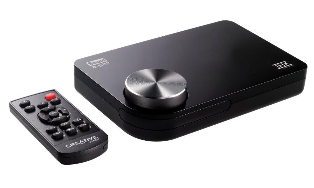 Zvuková karta CREATIVE Sound Blaster X-Fi Surround Zvuková karta, externí, 5.1, USB 70SB109500002