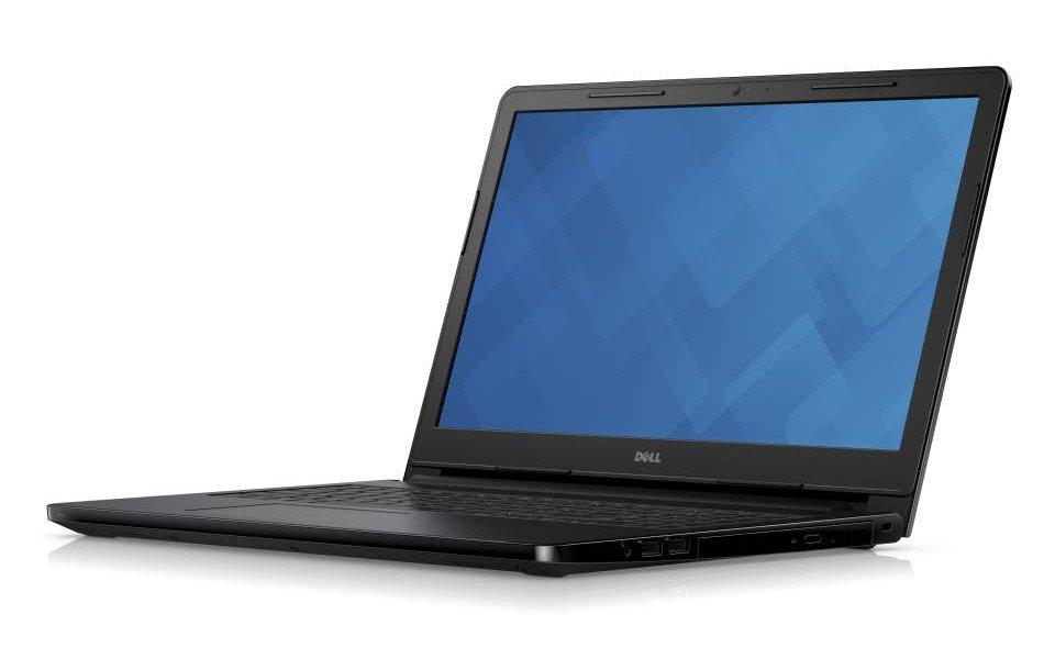 Notebook DELL Inspiron 15 3000 Notebook, i5-5200U, 4 GB, 500 GB, DVDRW, nVidia 920M 2 GB, 15.6, W10, černý, 2YNBD on-site N-3558-N2-511K
