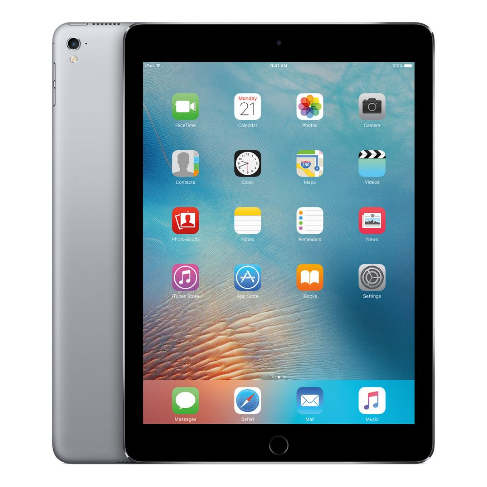 Tablet Apple iPad Pro Wi-Fi 128GB šedý Tablet, 9,7, 128 GB, WiFi, Space Grey MLMV2FD/A