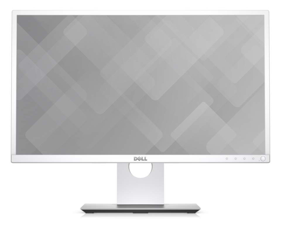LED monitor DELL P2317H 23