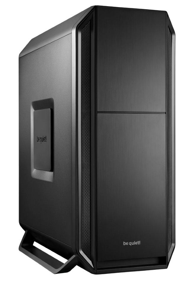 Skříň Be quiet! SILENT BASE 800 Skříň, MidT, bez zdroje, 2x USB2.0 + 2x USB3.0, černá BG002