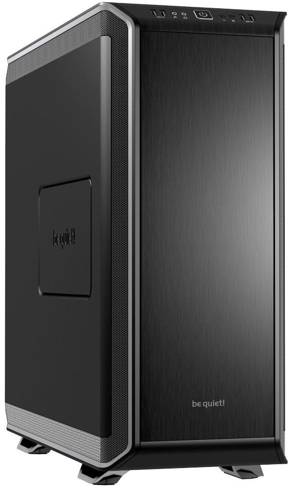 Skříň Be quiet! DARK BASE 900 Skříň, BigTower, bez zdroje, 2x USB2.0 + 2x USB3.0, černostříbrná BG012