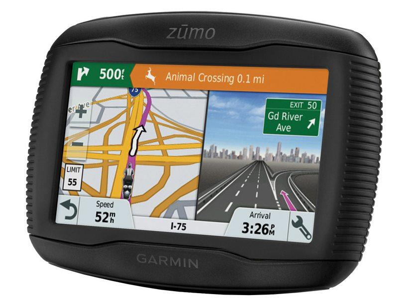 Moto navigace Garmin zümo 345 Lifetime Europe 20 Moto navigace, 4,3 displej, USB, voděodolná, mapy Lifetime Europe 20 010-01602-11