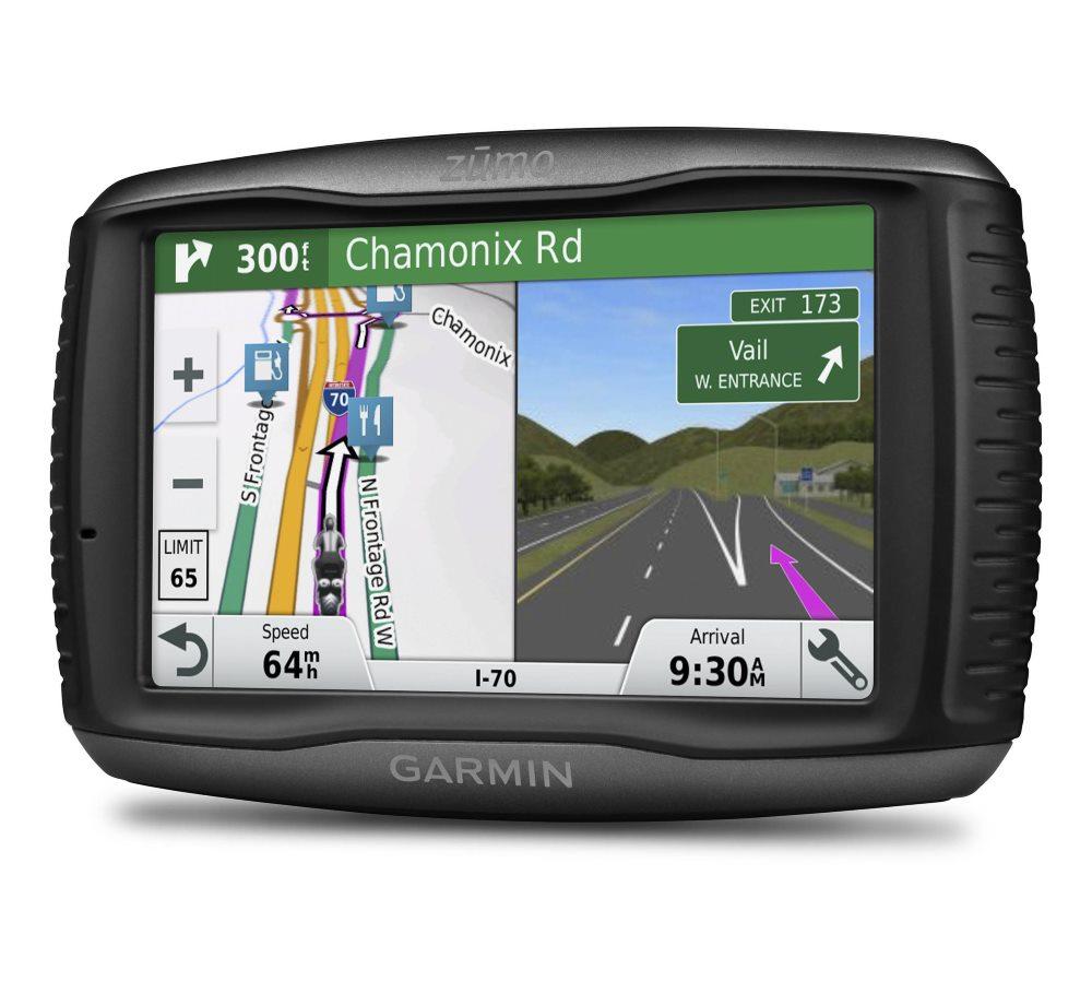 Moto navigace Garmin zümo 595 Lifetime Europe 45 Moto navigace, 5 displej, USB, voděodolná, mapy Lifetime Europe 45 010-01603-10