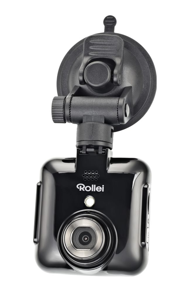 Digitální kamera Rollei DVR-71 Digitální kamera, do auta, rozlišení až 1280 x 720 bodů, 2.4 LCD displej, mini USB, mini HDMI 40130