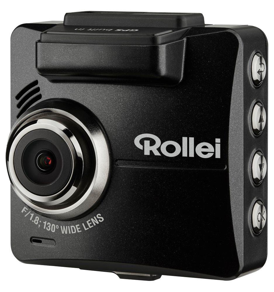 Digitální kamera Rollei DVR-310 Digitální kamera, do auta, rozlišení až 2560 x 1440 bodů, 2.31 LCD displej, GPS, mini USB 40132