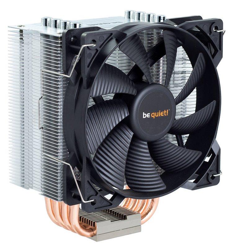 Chladič Be quiet! PURE ROCK Chladič, CPU, socket AMD i Intel, 150W TDP, 120 mm fan, 4x Heatpipe BK009