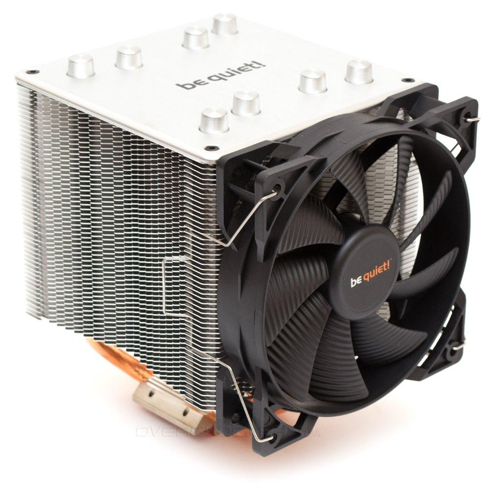 Chladič Be quiet! SHADOW ROCK 2 Chladič, CPU, socket AMD i Intel, 180W TDP, 120 mm fan, 4x Heatpipe BK013
