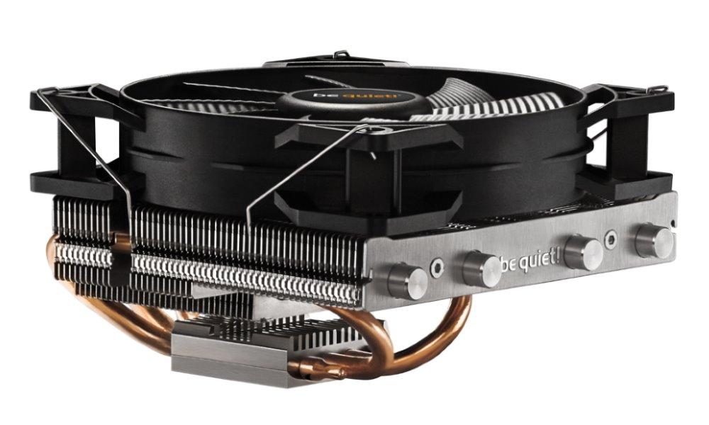 Chladič Be quiet! SHADOW ROCK LP Chladič, CPU, socket AMD i Intel, 130W TDP, 120 mm fan, 4x Heatpipe BK002