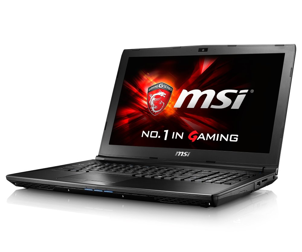 Notebook MSI GL62 6QC-422XCZ Notebook, 15,6 FHD , i5-6300HQ , 8 GB DDR4 , 1 TB HDD , 940MX , Bez OS GL62 6QC-422XCZ