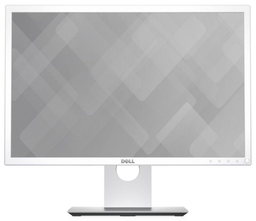 LED monitor DELL P2217 Professional 22 LED monitor, 22, 16:10, 1680 x 1050, 1000:1, 5 ms, 4 x USB, VGA, HDMI, DP, bílý, 3YNBD on-site P2217Wh-WHITE