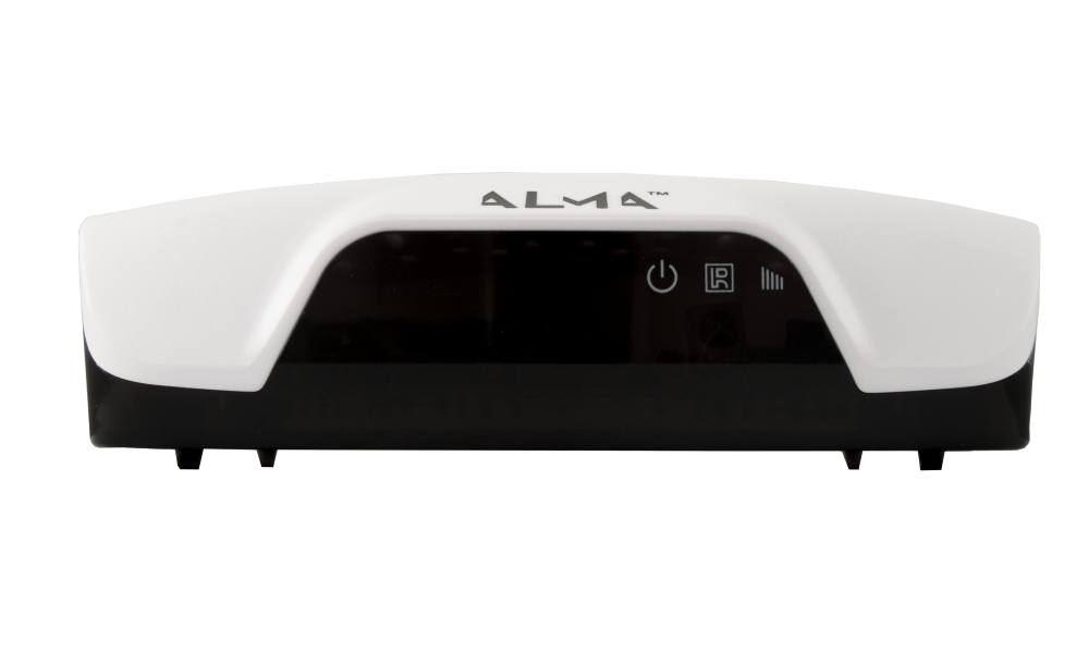 Set-top box ALMA 2751 Set-top box, DVB-T2, Full HD, MPEG2, MPEG4, HDMI, USB, bílý DBTALH1124