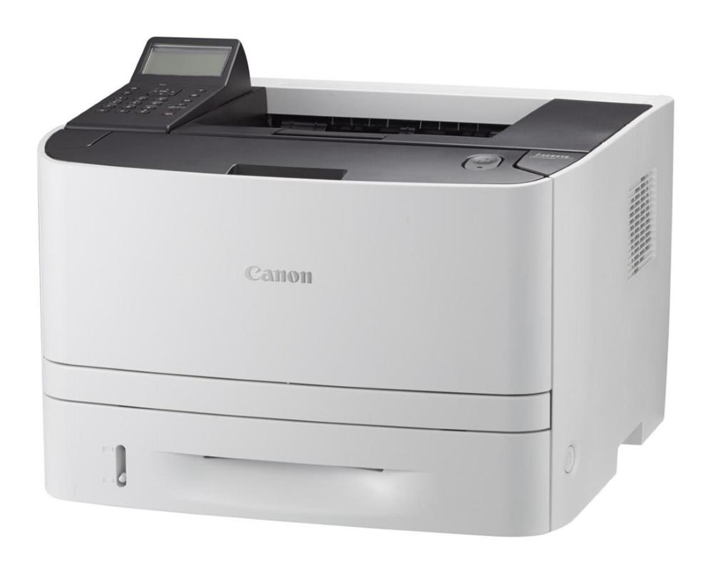 Laserová tiskárna Canon i-SENSYS LBP-252DW Černobílá laserová tiskárna, A4, 1200x1200, duplex, síť, WiFi 0281C007