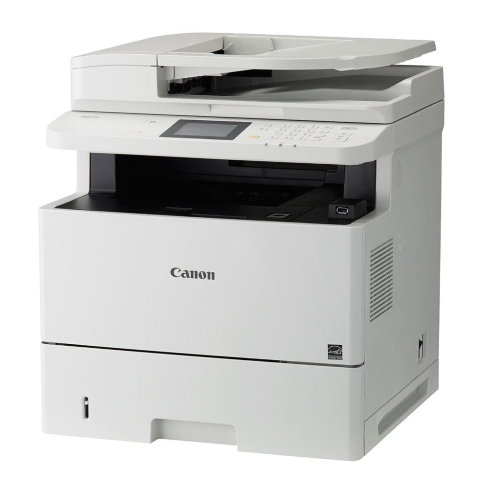 Multifunkční tiskárna Canon i-SENSYS MF515X Černobílá multifunkční laserová tiskárna, A4, 600x600, LCD, Duplex, fax, USB, LAN, WI-FI 0292C001