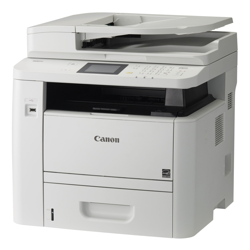 Multifunkční tiskárna Canon i-SENSYS MF418X Černobílá multifunkční laserová tiskárna, A4, 1200x1200, LCD, DADF, Duplex, USB, LAN, WI-FI 0291C008
