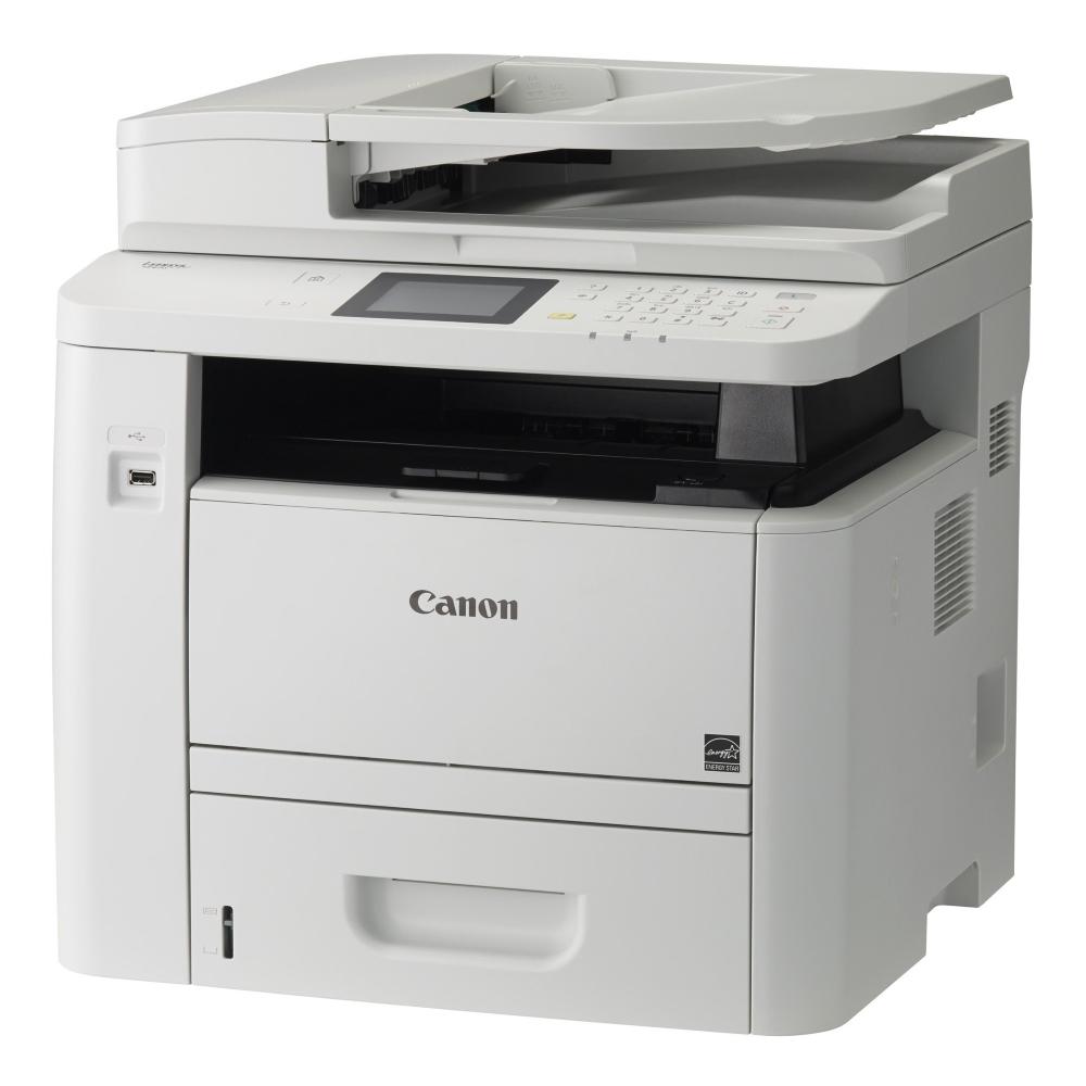 Multifunkční tiskárna Canon i-SENSYS MF419X Černobílá multifunkční laserová tiskárna, A4, 1200x1200, LCD, DADF, Duplex, FAX, USB, LAN, WI-FI 0291C002