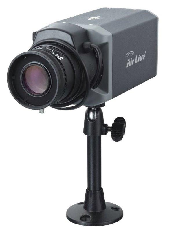 IP kamera AirLive BC-5010-IVS-2812VF IP kamera, vnitřní, Box, 5 Mpx, ID, f2.8-12 mm, PoE/DC, WDR BC-5010-IVS-2812VF
