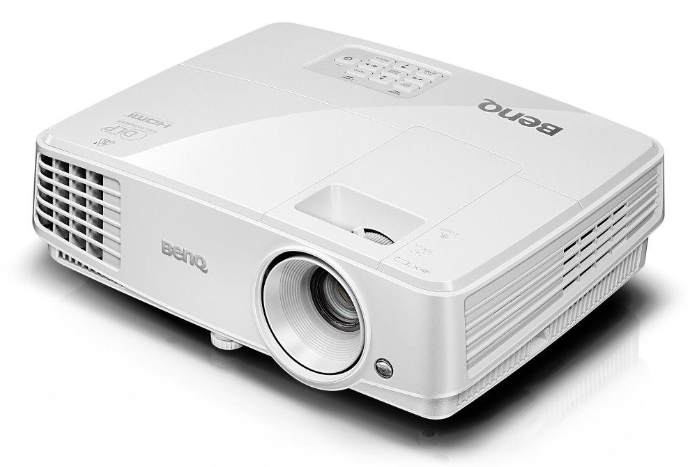 Projektor BenQ MX570 Projektor, XGA, DLP, 3200 ANSI, 13000:1, VGA, HDMI, LAN 9H.JCS77.14E