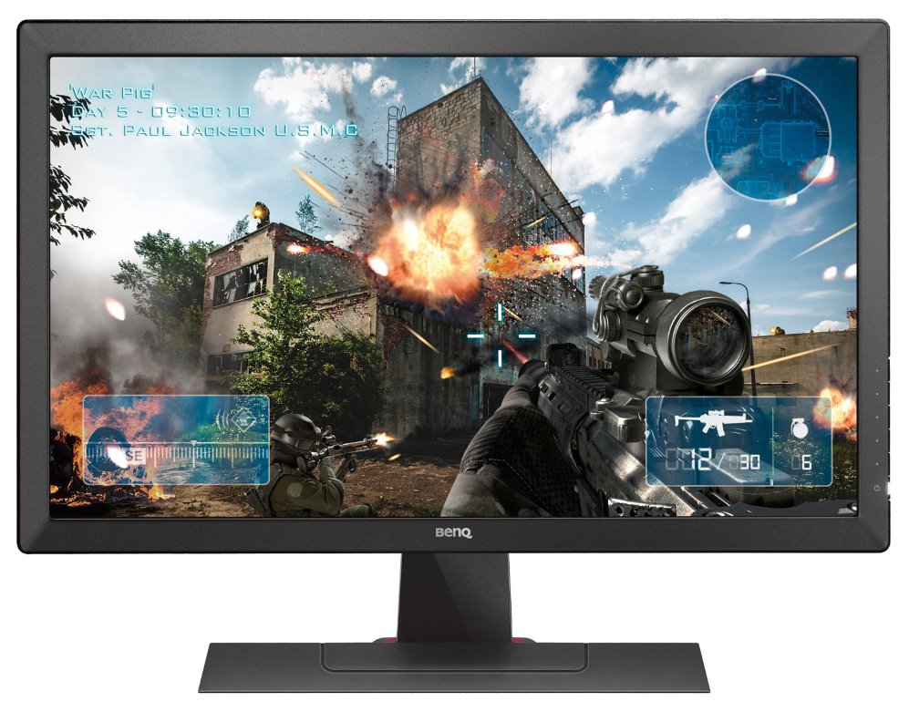 LED monitor ZOWIE by BenQ RL2455 24